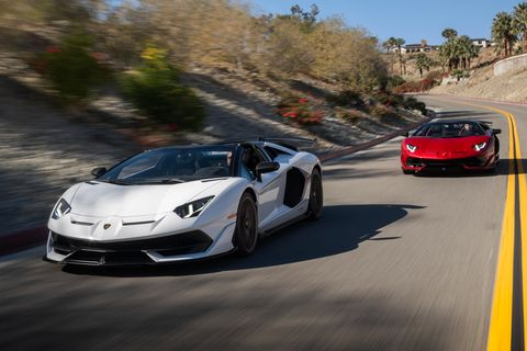 Aventador car rental dubai
