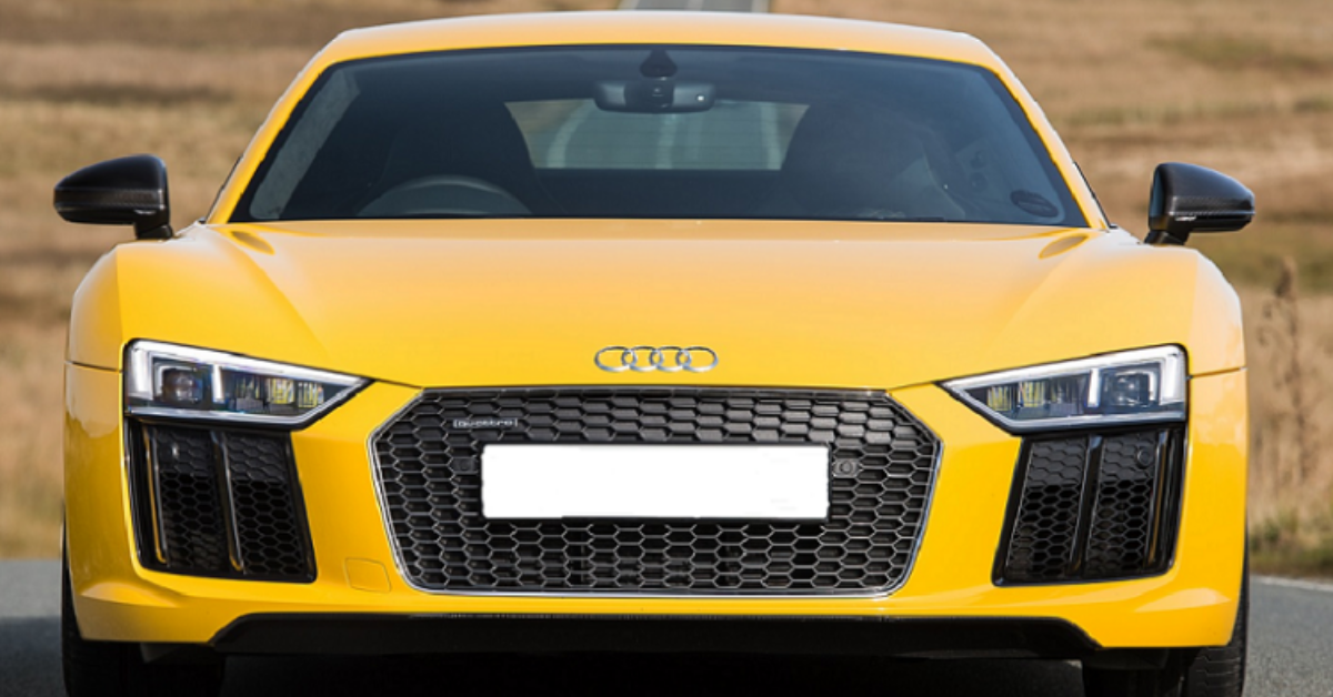 Rent Audi R8 V10 Plus In Dubai