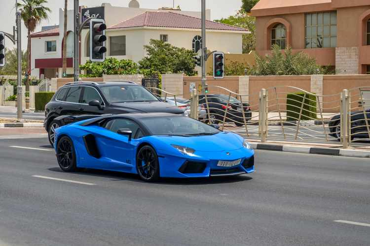 best cars to drive in Dubai